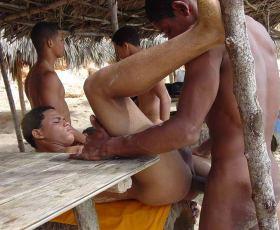 Orgy Beach gay