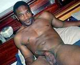 Black gay guys showing their cocks