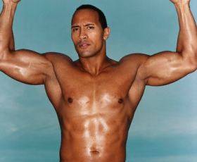 Dwayne The Rock Johnson Exotic Male Celeb Nude